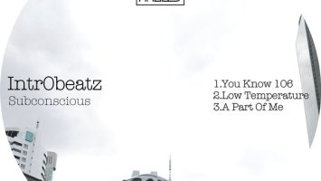Intr0beatz - Subconscious EP