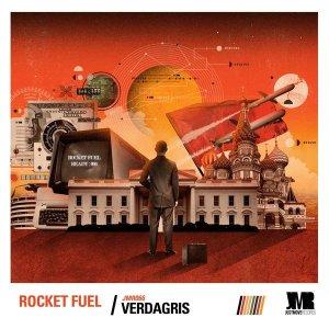 1vrevwsdad Verdagris - Rocket Fuel EP