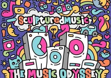 SculpturedMusic - The Music Odyssey (Album)