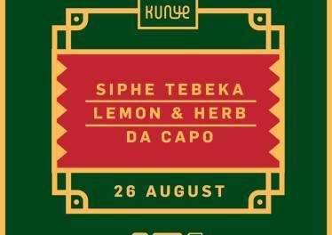 Da Capo - Kunye Live Mix (26 August 2021)