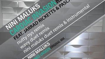 Nini Maluks - Cardiac Invasion Remix Court EP