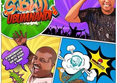 Vetkuk & Mahoota - SBWL Ubumnandi (feat. Nicole Elocin, Kevi Kev, Beekay & 9umba)