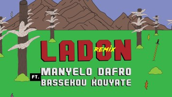 Manyelo Dafro feat. Bassekou Kouyate - Ladon (Caiiro Remix)