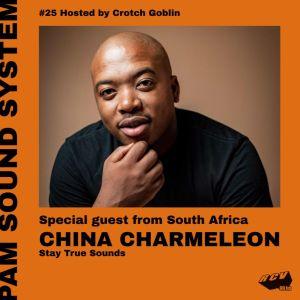 China Charmeleon - PAM Sound System #25 (Mixtape)
