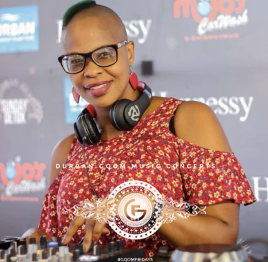 DOWNLOAD MP3 #GqomFridays Mix Vol. 129 (Mixed By Miss K, Women's Month Edition)