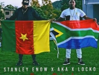 Stanley Enow Ft. AKA & Locko Bounce Mp3