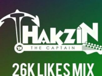 DOWNLOAD DJ Thakzin 26K Likes Mix Mp3 SONG DOWNLOAD