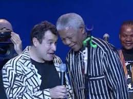 Johnny Clegg (With Nelson Mandela) - Asimbonanga - 1999