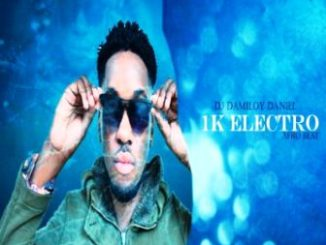 Download DJ Damiloy Daniel – 1K Electro (Afro Beat) Mp3 song Download