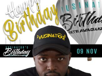 DOWNLOAD: Vusinator – 2019 Birthday Mix mp3 music download