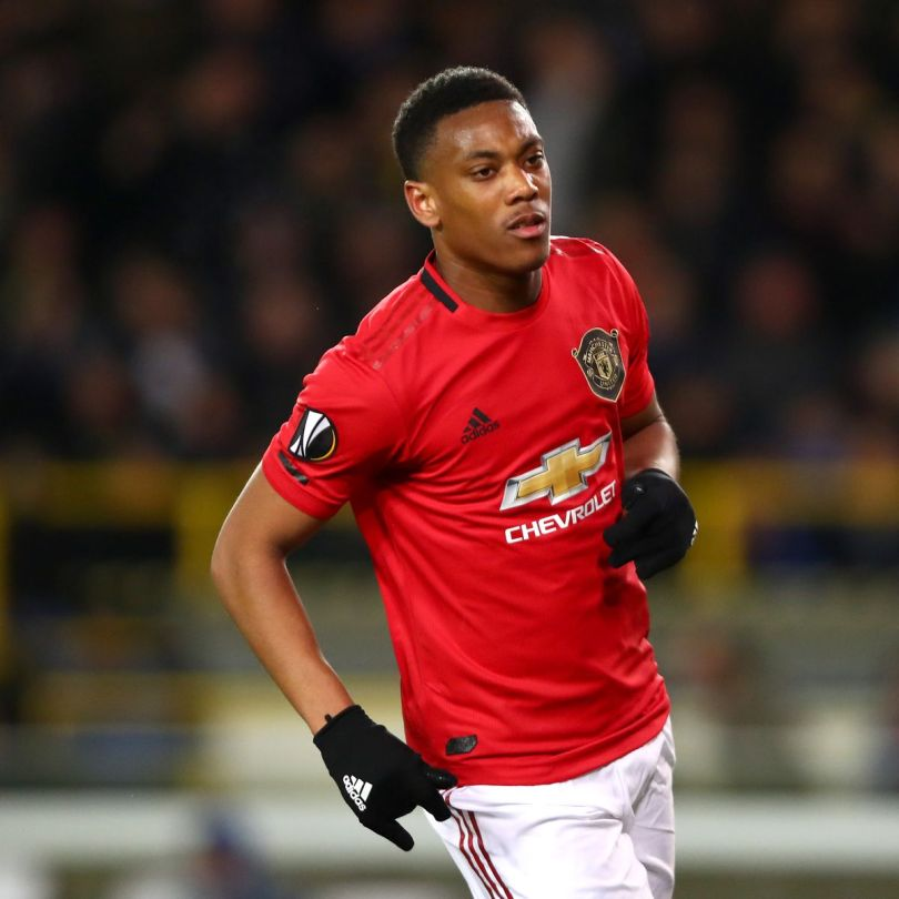Anthony Martial is facing a new challenge at Manchester United - Dominic  Booth - Manchester Evening News