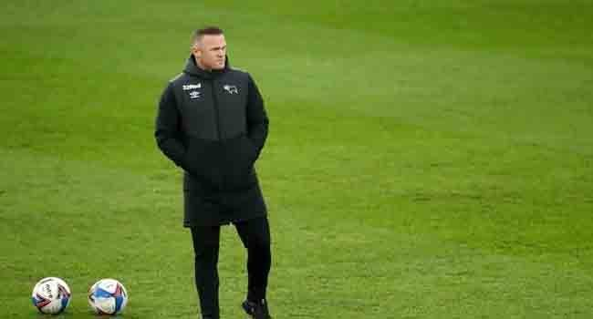 Breaking News   Ex-Man United Star Rooney Appointed Derby County Coach