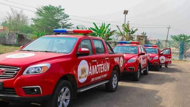 Amotekun and Hoodlums Clash Leaves Five Killed and Houses Burnt In Ibadan