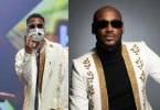 See Video of Wizkid Prostrating To Greet 2face At 14th Headies Awards