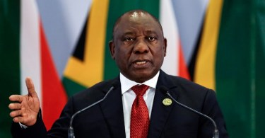 President Ramaphosa of S'Africa Eases Visa Restrictions For Nigerians, Others To Boost Tourism