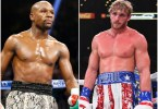 Popular Boxer Floyd Mayweather To Fight With YouTuber Logan Paul June 6th in Miami