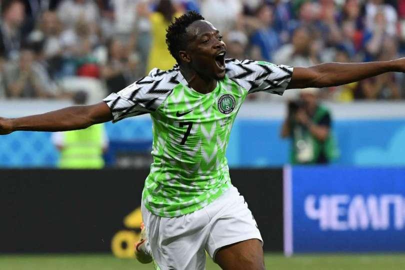 Super Eagles Captain, Ahmed Musa Rejoins Kano Pillars