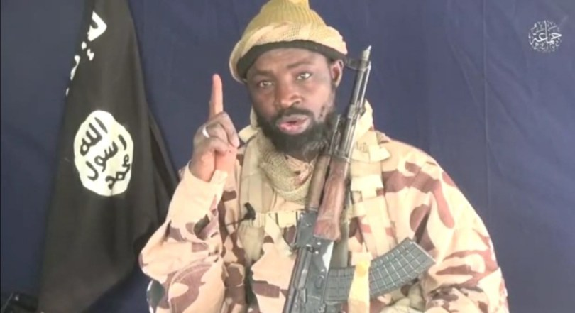 """Military Says """"We are yet to get information on Abubakar Shekau's Death"""""""