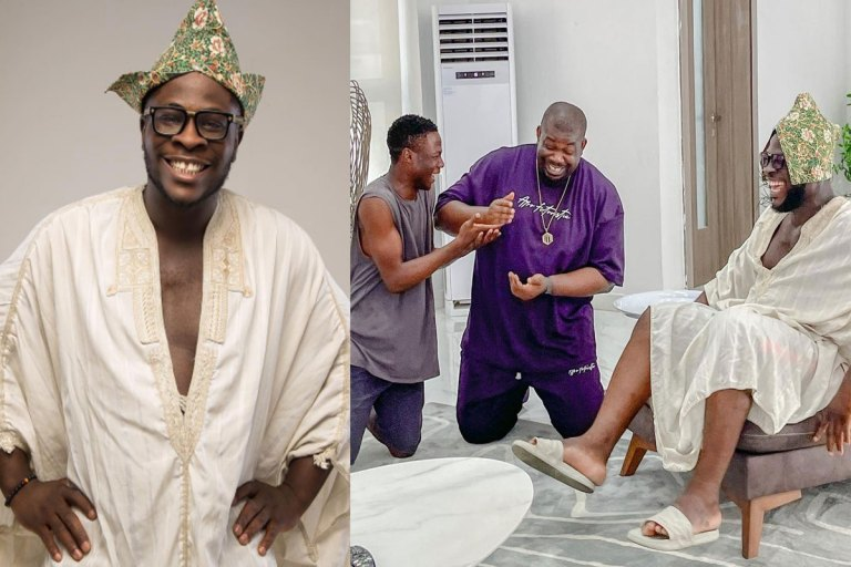 """Comedian, Craze Clown Praises Don Jazzy """"I've Never Come Across Such Humility"""""""