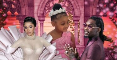 Offset and Cardi B Gift Daughter Kulture A 125 Million Naira Richard Mille For Her Birthday