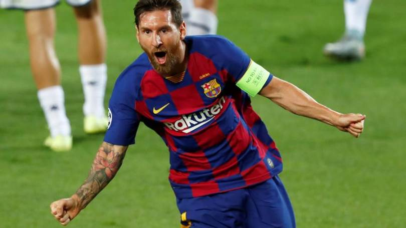 Lionel Messi is now a Free Agent As Contract With Barcelona Expires