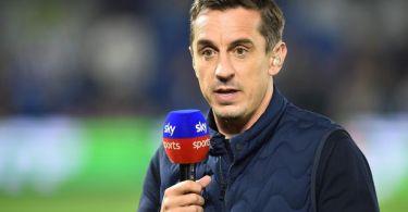 Man United Legend Gary Neville Says Despite Cristiano Ronaldo's Return The Team won't Win the Premier League