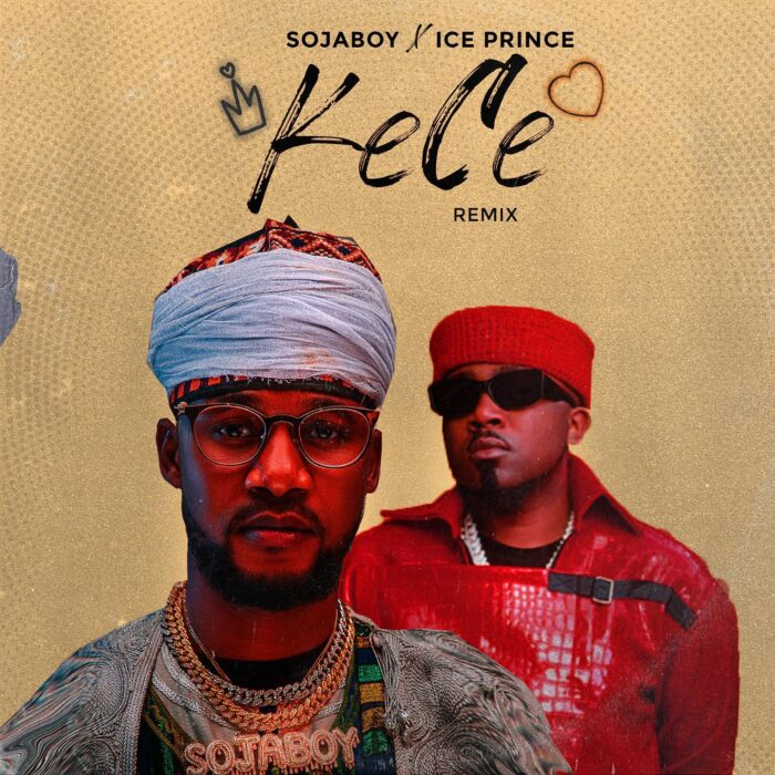 Download MP3: Sojaboy – Kece (Remix) ft. Ice Prince