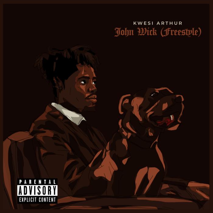 Download MP3: Kwesi Arthur – John Wick (Freestyle)