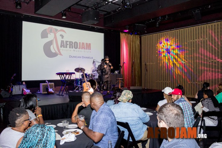 0033 AfroJam @ MIST Harlem