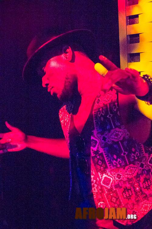 0061 AfroJam @ MIST Harlem