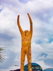 Fela's Statue