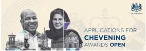 Chevening Scholarship Program 2022/2023
