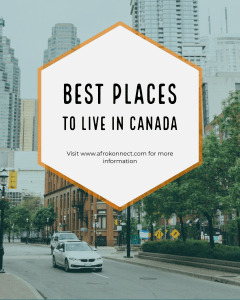 Best Place to Live in Canada / safest and most affordable Cities In Canada