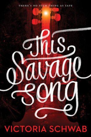 this savage song us