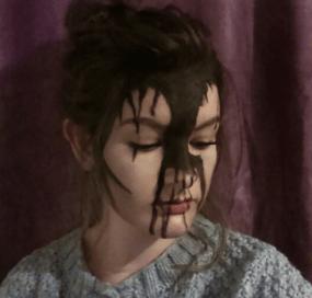 creeper-man-make-up