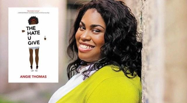 Angie Thomas, autora de