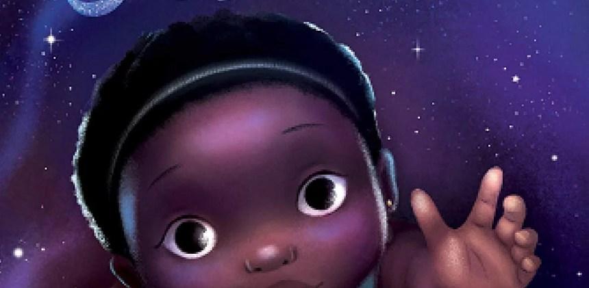 Capa de Sulwe, de Lupita Nyong'o.