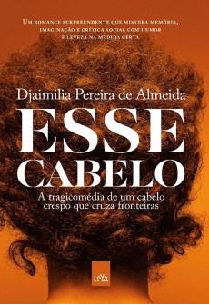 Capa do livro Esse cabelo de Djaimilia Pereira de Almeida