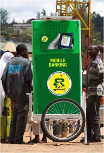 The solar mobile kiosk, imagees coursety of a-r-e-d.com