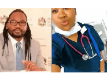 Photo of Fake 23 Year Old Medical Intern Is A KZN ANC Leader's Baby Mama