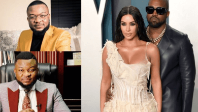 Photo of Self-confessed prophet Forces Congregants To Call Him And Girlfriend Kim And Kanye
