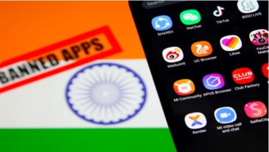Photo of India bans 47 more Chinese apps weeks after blocking TikTok and 58 others over security fears