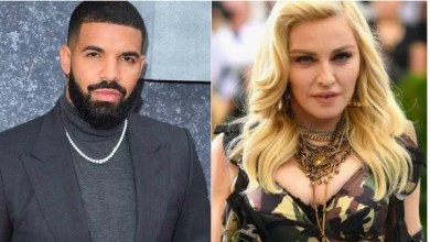Drake breaks Madonna's record for most US Top 10 hits