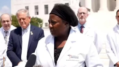 Photo of Dr. Stella Immanuel Covid-19 hydroxychloroquine video : Nigerian-born Doctor  Stella Immanuel pleads for Hydroxychloroquine  treatment for Covid-19 amid controversies