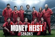 Netflix announces Money Heist Season 5 finale