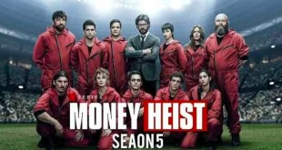 Netflix announces Money Heist Season 5 finale