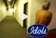 Video: Somizi Mhlongo stripsnaked and runs around LIVE on Idols SA