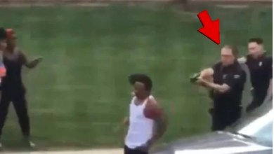Photo of Cop who shot Jacob Blake in the back is identified