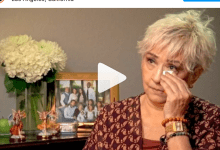 Photo of Mother of Vanessa Bryant accuses her of kicking her out after Kobe Bryant's death