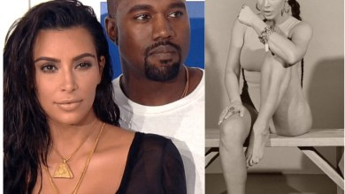 Photo of Kim Kardashian rubbishes Kanye West divorce rumours by sharing beautiful photos taken by him